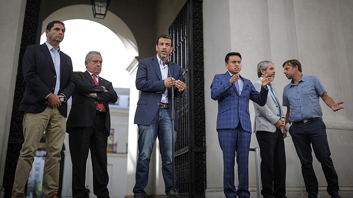 alcaldes gobierno