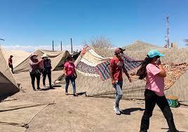bolivianos huara