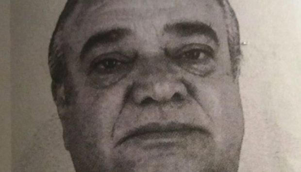 """El procesado ex CNI, Arturo Sanhueza Ross, alias """"el Huiro"""", se había dado a la fuga y meses después de la sentencia fue detenido por la Policía de Investigaciones (PDI). Foto: Archivo."""