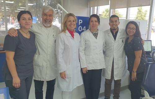 patologos odontología