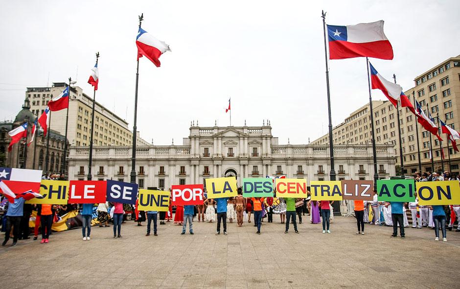 CHILE DESCENTRALIZADO