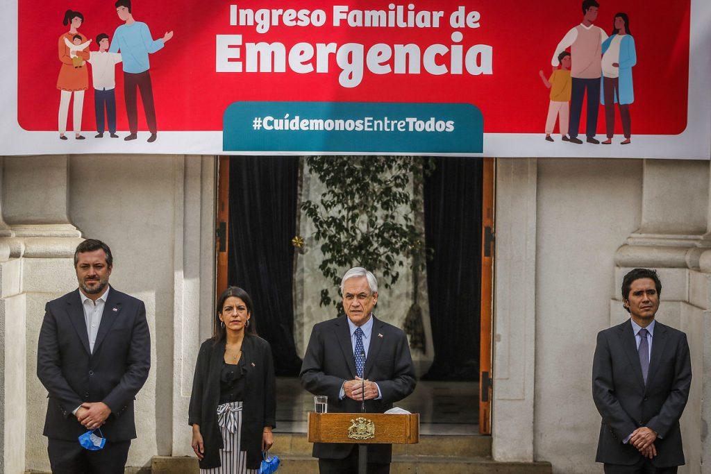 Ingreso Familiar Emergencia