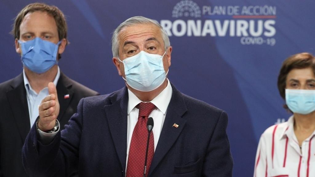 Jaime Mañalich MINSAL