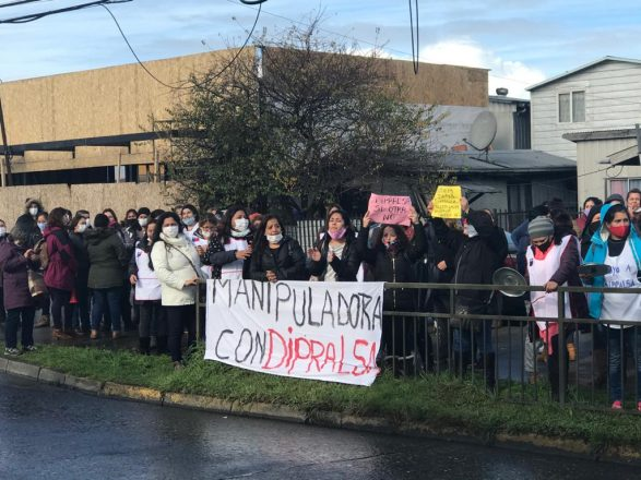 Manifestación Puerto Montt 2