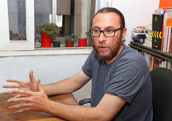 El economista e investigador de la Fundación SOL, Marco Kremerman. Foto: Fundación SOL.