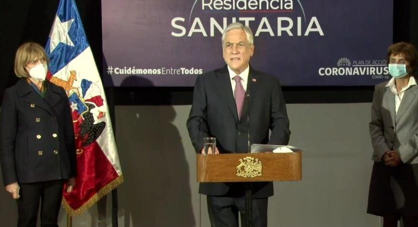 Portada Piñera