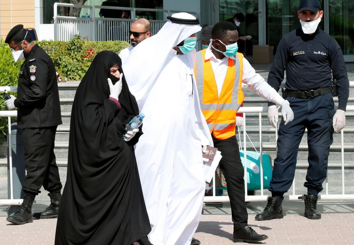 Qatar presenta uno de los mayores índices de contagio de Oriente Medio.