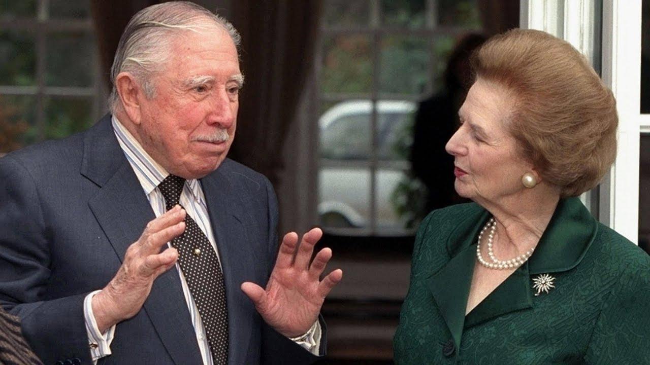 Thatcher Pinochet