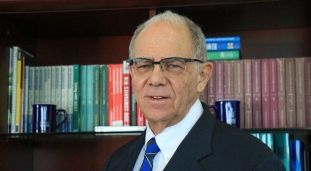 El economista y académico, Manuel Agosín