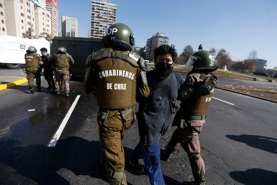 detenciones plaza