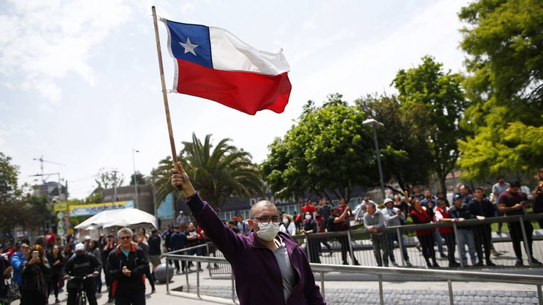 Bandera mascarilla
