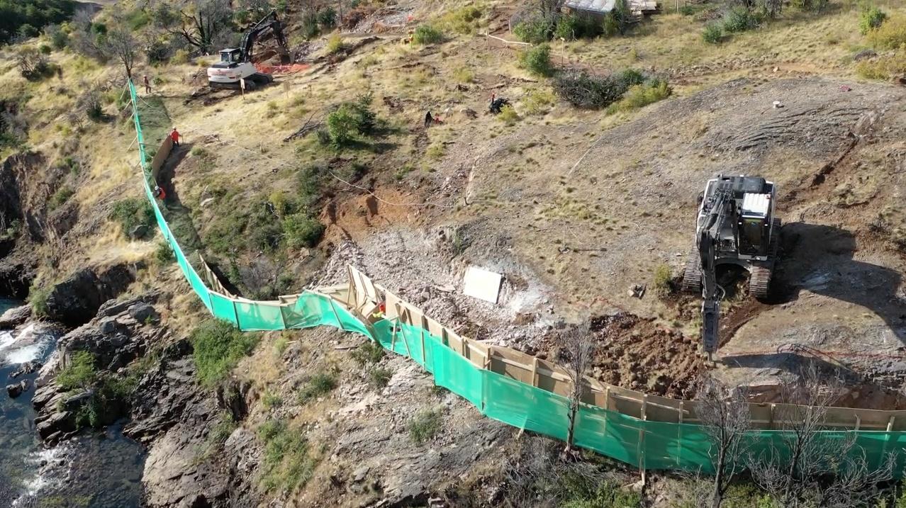 Construcción Los Maquis 2-Baja