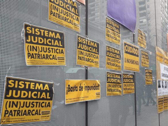 Injusticia patriarcal