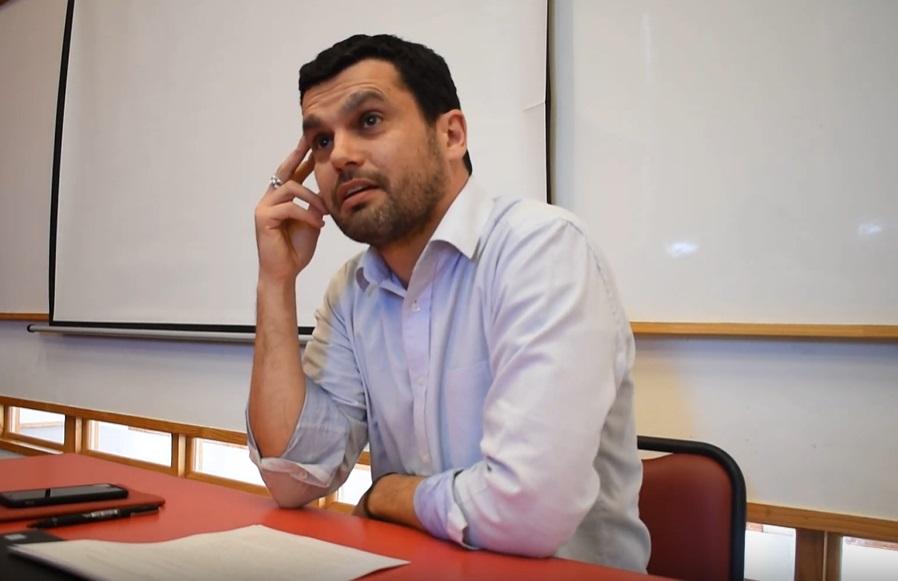 El abogado constitucionalista, doctor en Derecho y académico de la Universidad de Valparaíso, Jaime Bassa. Foto: UValparaíso.