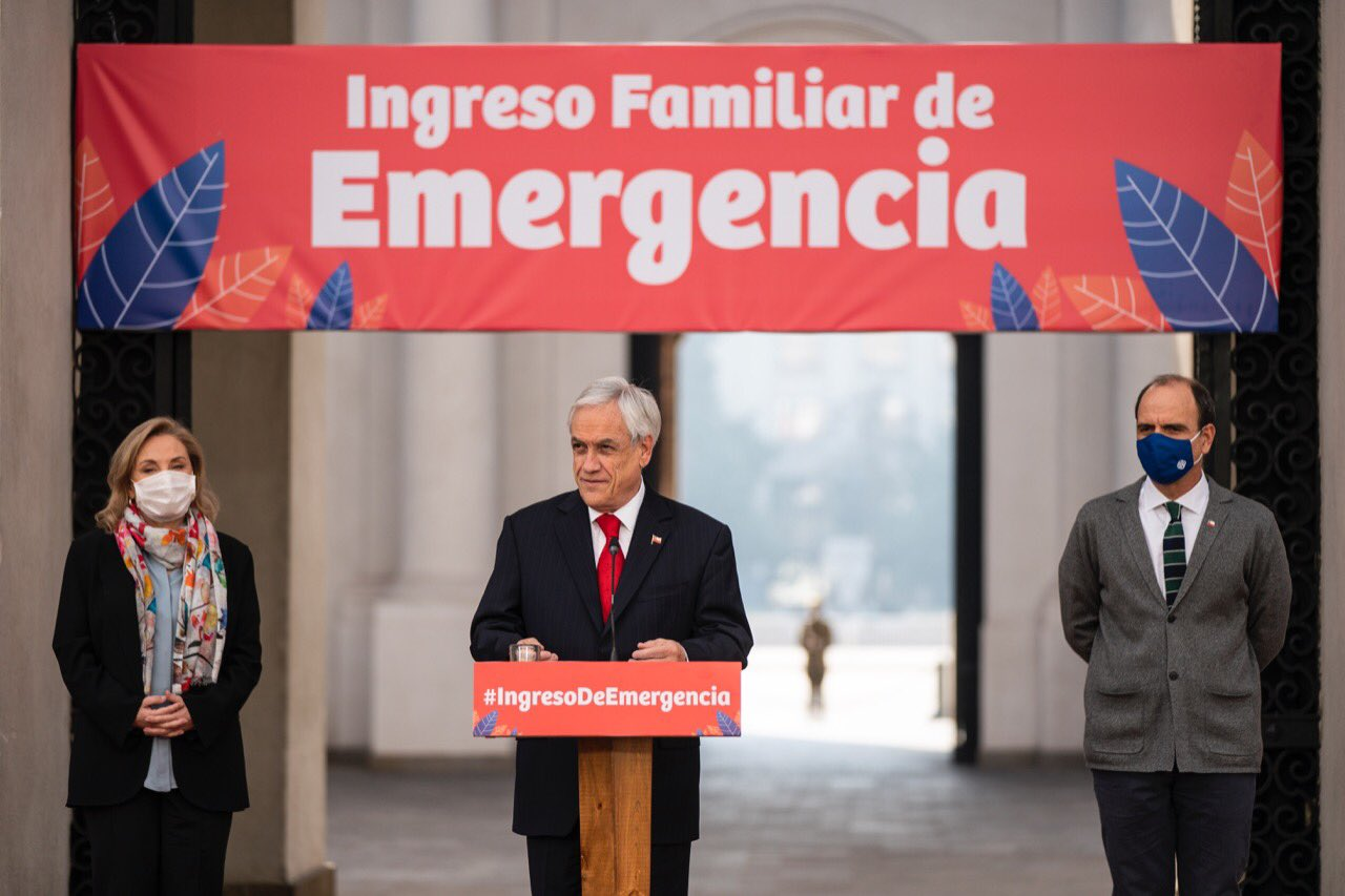 Piñera IFE