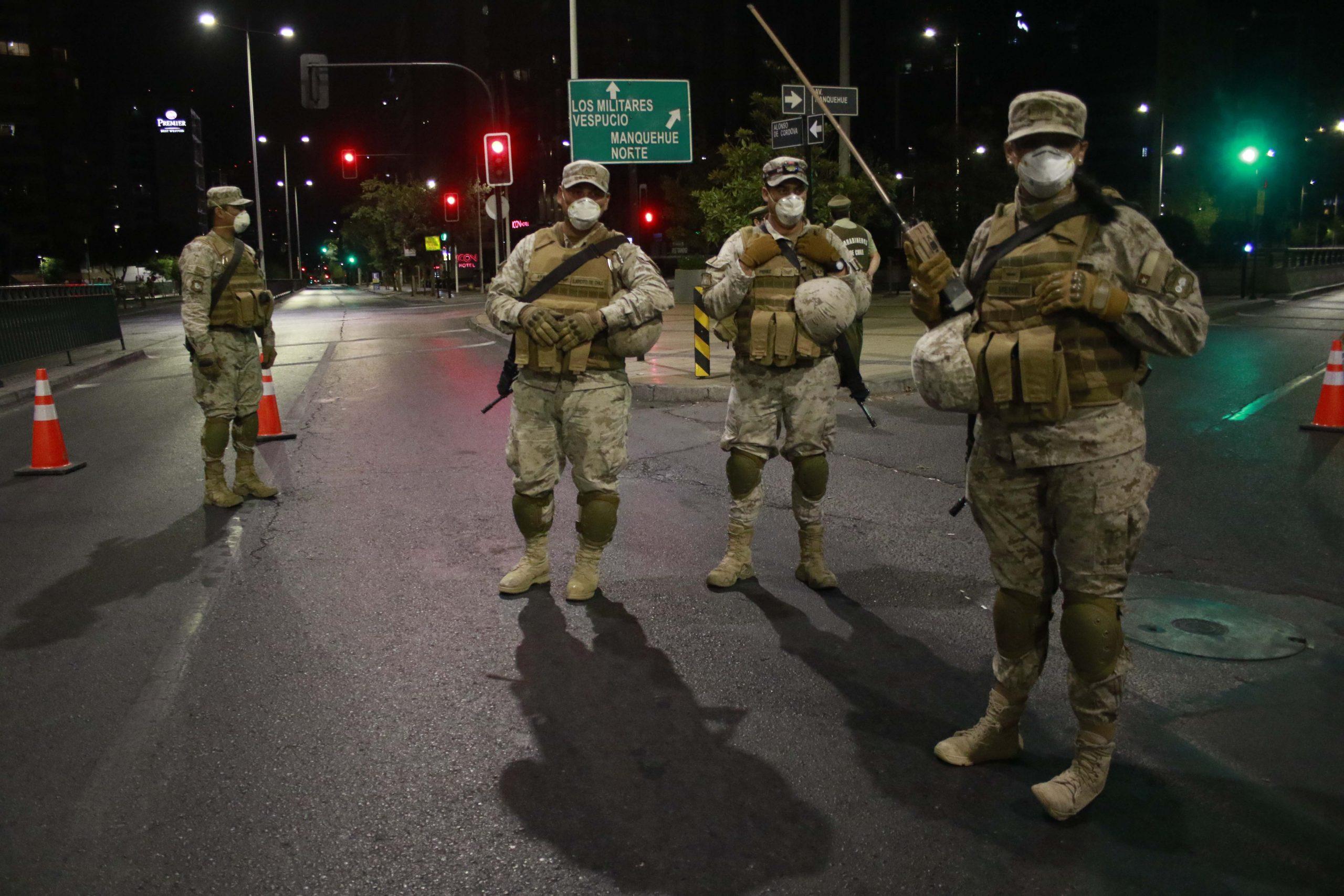 militares pandemia