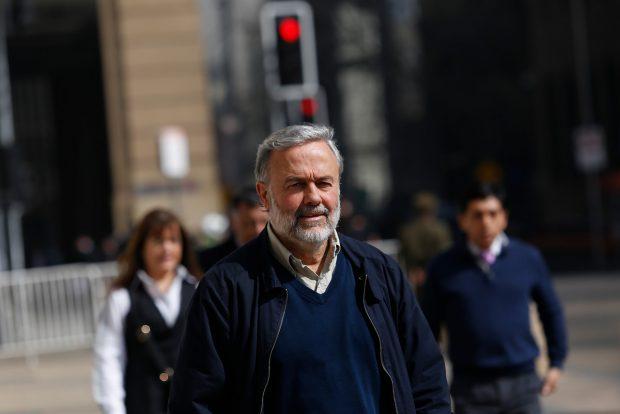 Actualmente Benito Baranda se desempeña como director ejecutivo de la fundación América Solidaria. Antes fue director del Hogar de Cristo. Foto: Agencia UNO.