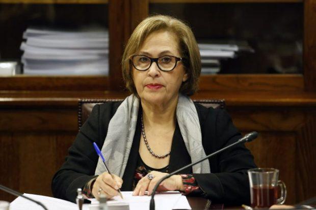 Adriana Muñoz.