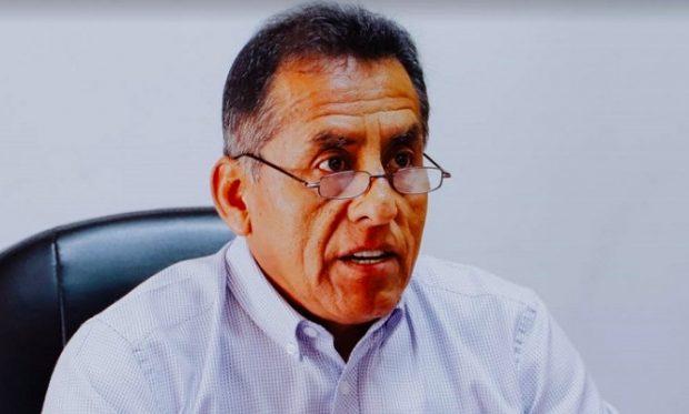 El alcalde independiente-UDI de San Pedro de Atacama, Aliro Catur, llegó en 2016 al cargo. Foto: Municipalidad San Pedro de Atacama.