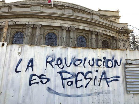 La revolución es poesía