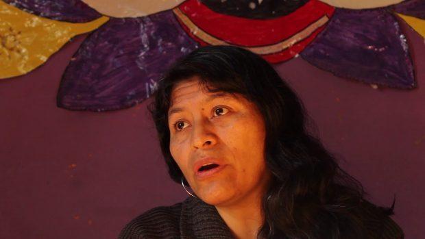 Patricia Loredo.