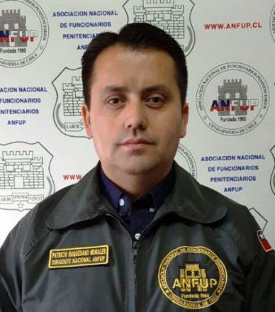 Patricio Baquedano Anfup