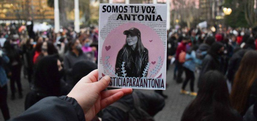 justicia para antonia Fuente diario Concepción