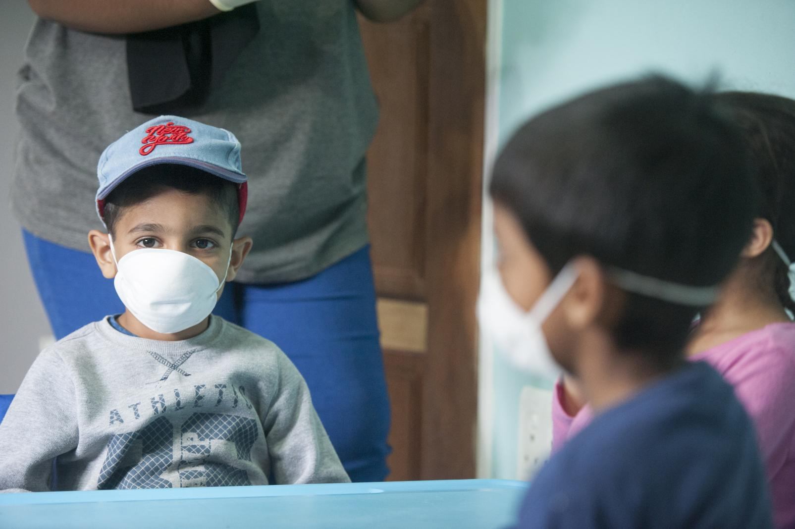 niñez y pandemia