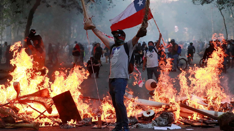 A juicio de Jorge Ramírez, el Frente Amplio falló en explicar a la ciudadanía el trasfondo del acuerdo del 15 de noviembre.