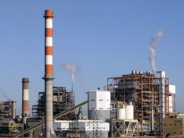 FOTO : PABLO OVALLE ISASMENDI/AGENCIAUNO Termoelectrica Aes Gener