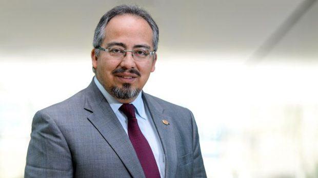 El director regional de ONU-SIDA para Latinoamérica y el Caribe, el doctor César Núñez. Foto: ONU-SIDA.
