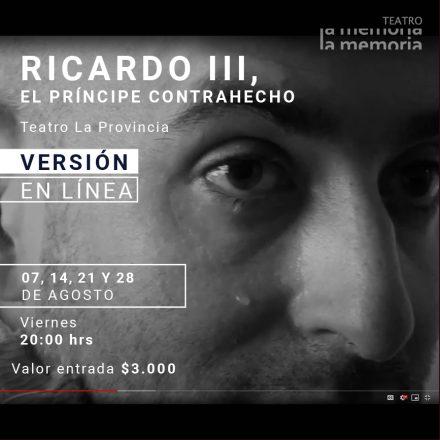 Feed Ricardo III