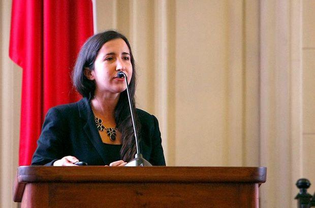 Francisca Crispi.