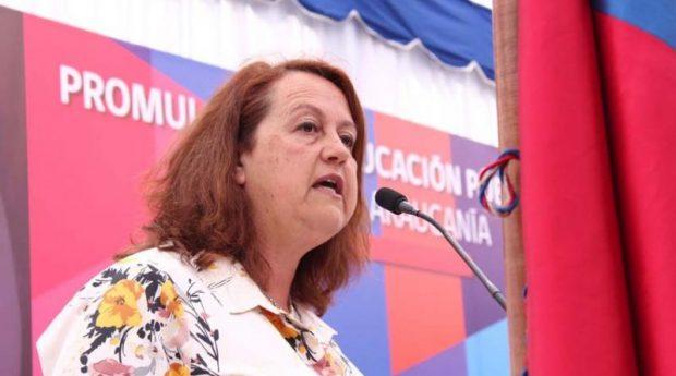 Nora Barrientos.