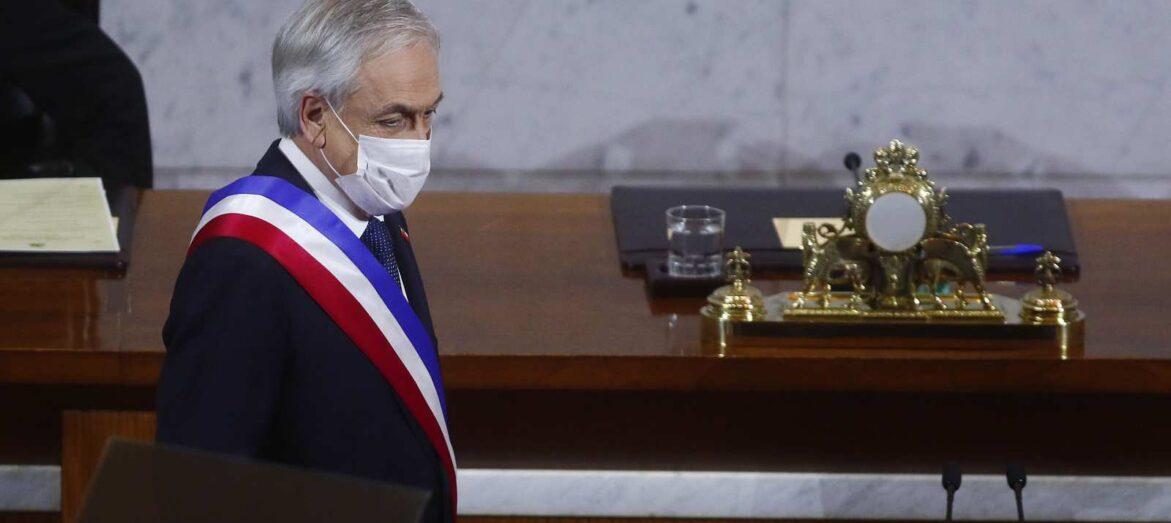 Piñera mensaje presidencial