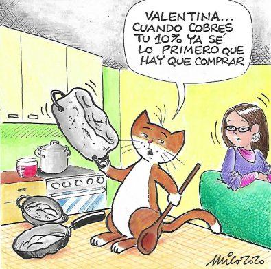 Valentina: Diez por ciento