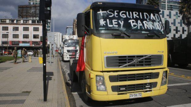 camion ley barrios