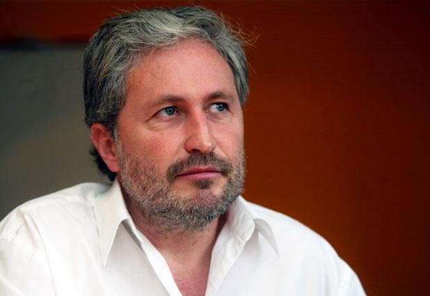 El director ejecutivo de la fundación Víctor Jara Cristián Galaz.