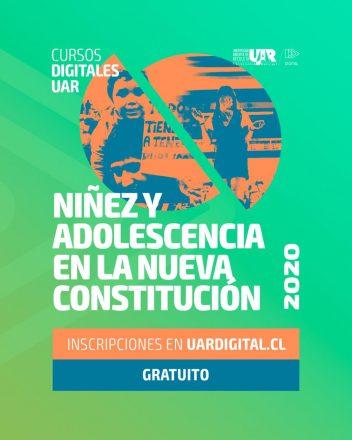 Afiche Curso Niñez URecoleta