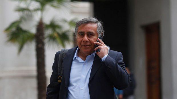 Juan Andrés Lagos.