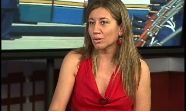 Lorena Oyarzún.