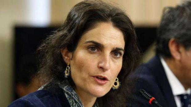 María José Zaldívar.