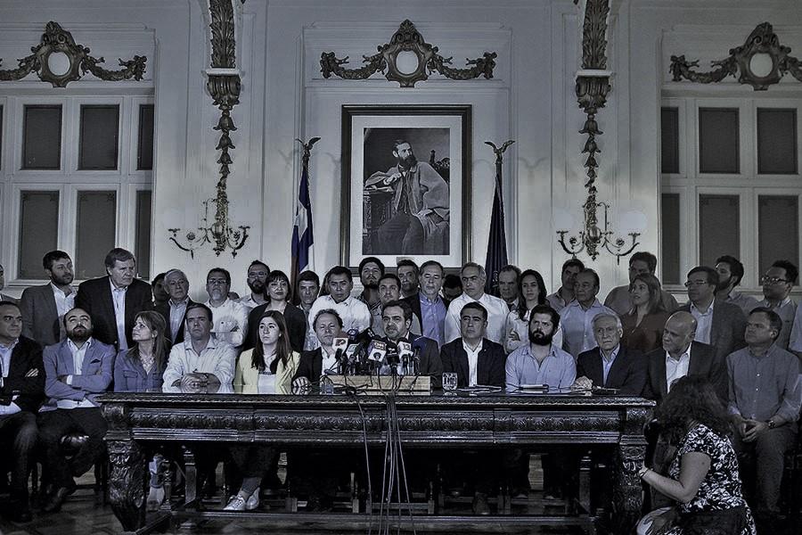 acuerdo constitucion