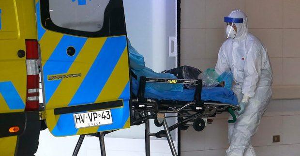 En los últimos siete días, los contagiados que fueron hospitalizados en una cama de mediana complejidad aumentaron en un 10 por ciento, pasando de 586 a 644. Foto: Archivo.