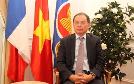 embajador vietnam