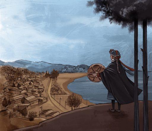 ilustracion andres oliva laurie