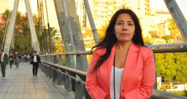 Myrna Villegas es académica de Ciencia en la Facultad de Derecho de la Universidad de Chile y directora del magíster de Derecho Penal. Foto: COLAREBO.