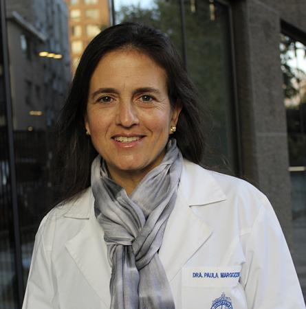 Paula Margozzini, investigadora y académica del Departamento de Salud Pública de la UC.