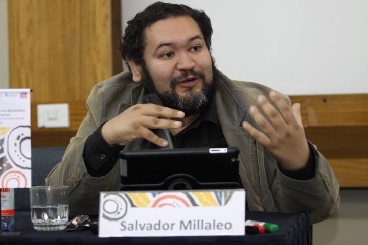 """El abogado de la Universidad de Chile y consejero del INDH, Salvador Millaleo, enfatizó en que las vulneraciones cometidas por agentes del Estado en el contexto del estallido fueron """"graves y masivas"""". Foto: Archivo."""