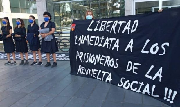 El pasado 25 de octubre Chile se pronunció respecto de si quería una nueva Constitución. Un 78% de la población votó por tener una nueva Carta Magna, hecho que ha sido atribuido a quienes lucharon por una sociedad mejor. Foto: Archivo.